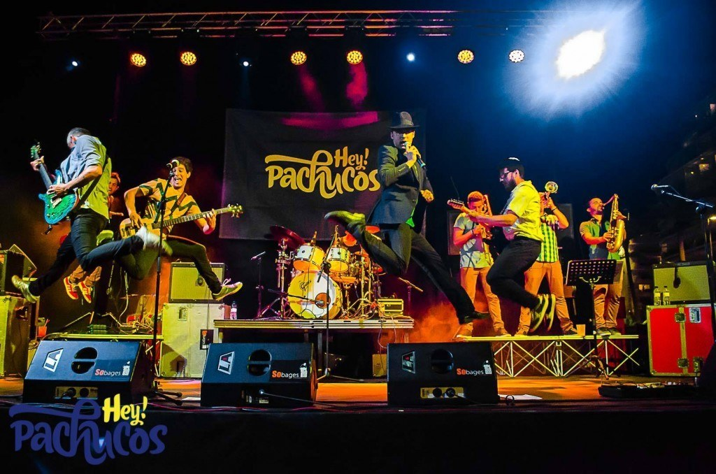 Grup de versions Hey Pachucos