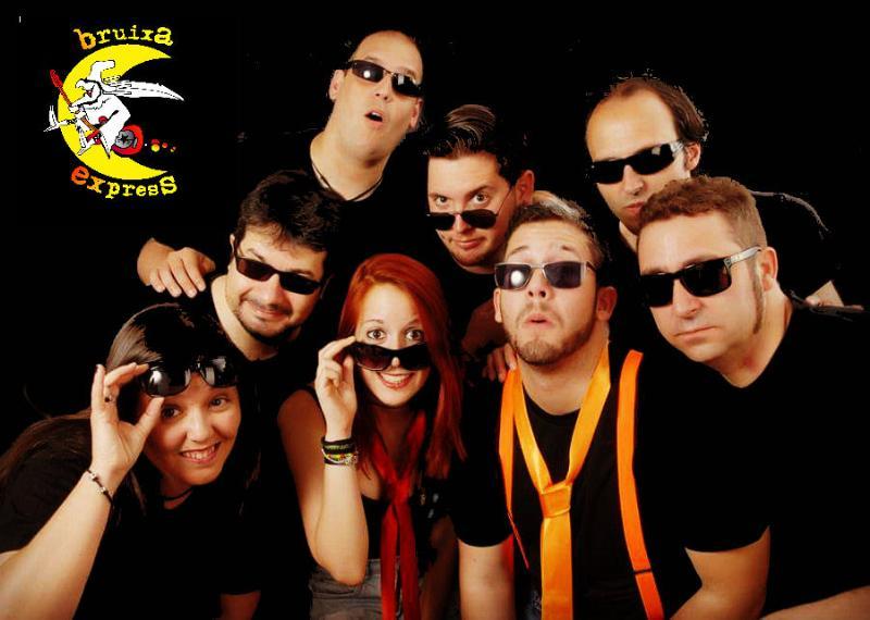 Grup de versions La bruixa express